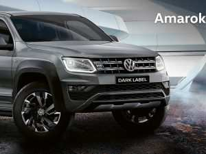 35 New Volkswagen Amarok V6 2020 First Drive