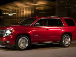 35 New When Will The 2020 Chevrolet Tahoe Be Released Images