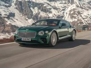 35 The 2019 Bentley Continental Gtc Speed Test