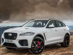 35 The 2019 Jaguar Pace Engine