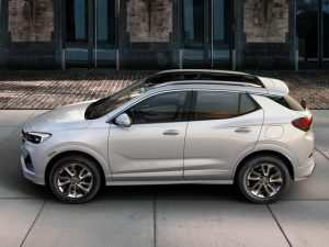 35 The 2020 Buick Encore Redesign Release