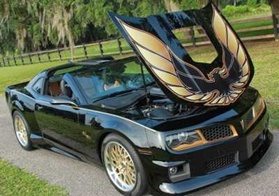35 The 2020 Buick Trans Am Spy Shoot