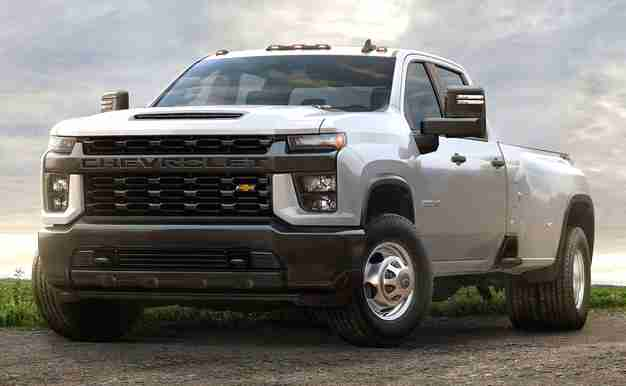 35 The 2020 Chevrolet Silverado Hd Teased Model