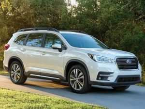 35 The 2020 Subaru Ascent Release Date Configurations