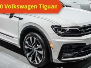 35 The 2020 Volkswagen Tiguan Picture