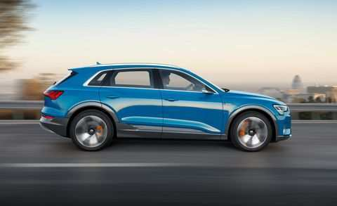 35 The Best 2019 Audi Electric Car Picture