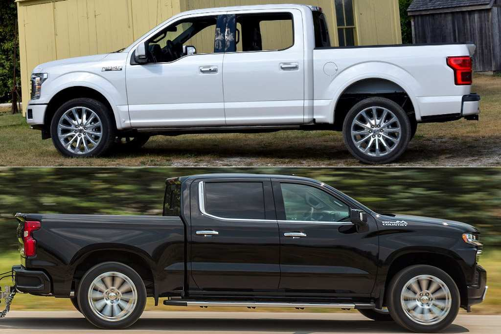 35 The Best 2019 Ford 150 Truck Redesign And Review