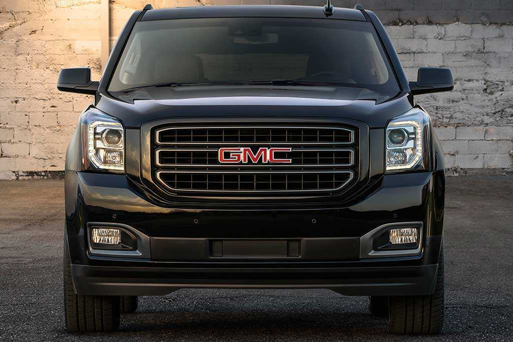 35 The Best 2019 Gmc Tahoe New Concept