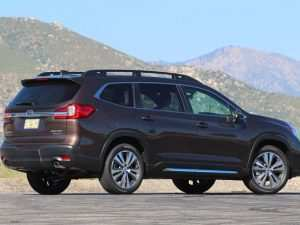 35 The Best 2019 Subaru Ascent Release Date Research New