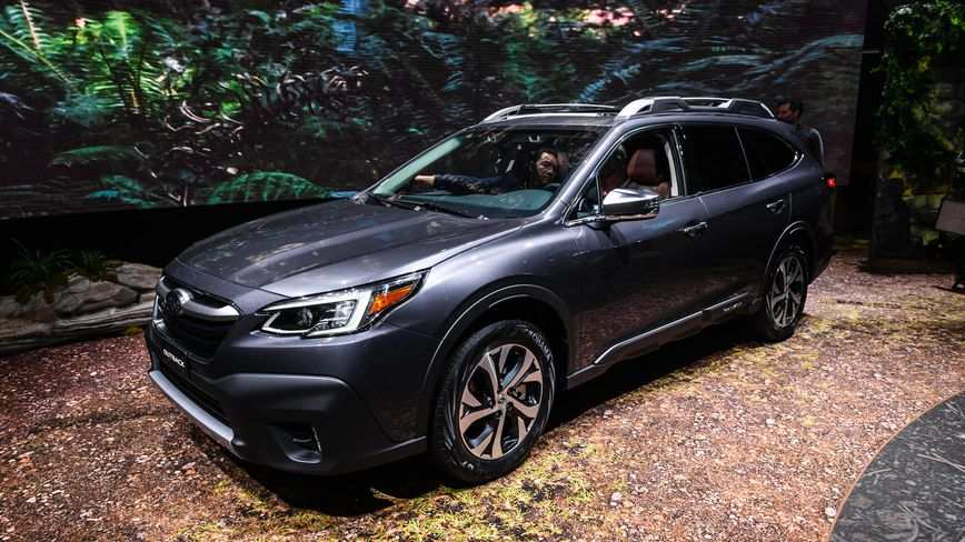 35 The Best 2020 Subaru Legacy Ground Clearance Release Date And Concept