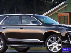 35 The Best Cadillac Suv Escalade 2020 New Concept