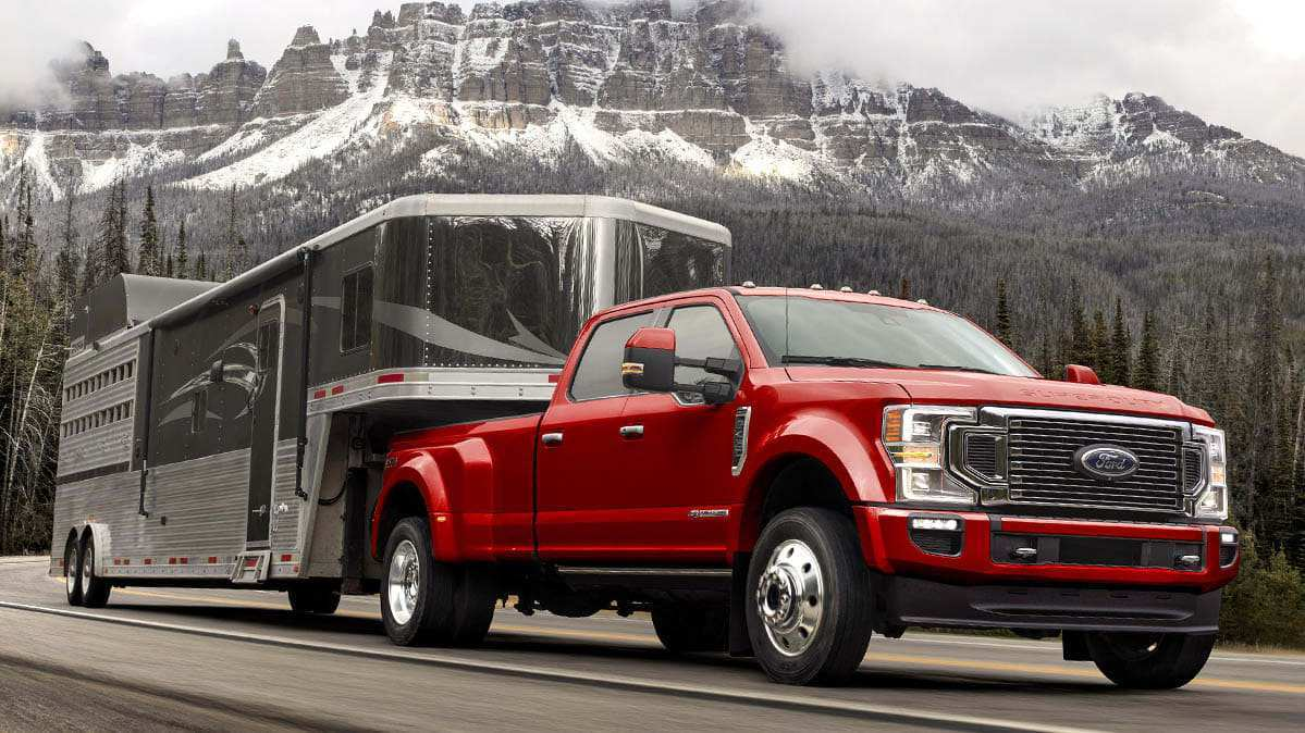 35 The Best Ford Super Duty 2020 Changes Spesification