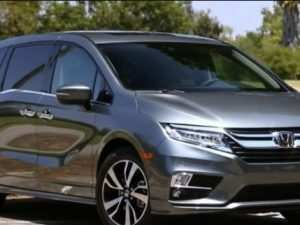 35 The Best Honda Odyssey 2020 Release Date