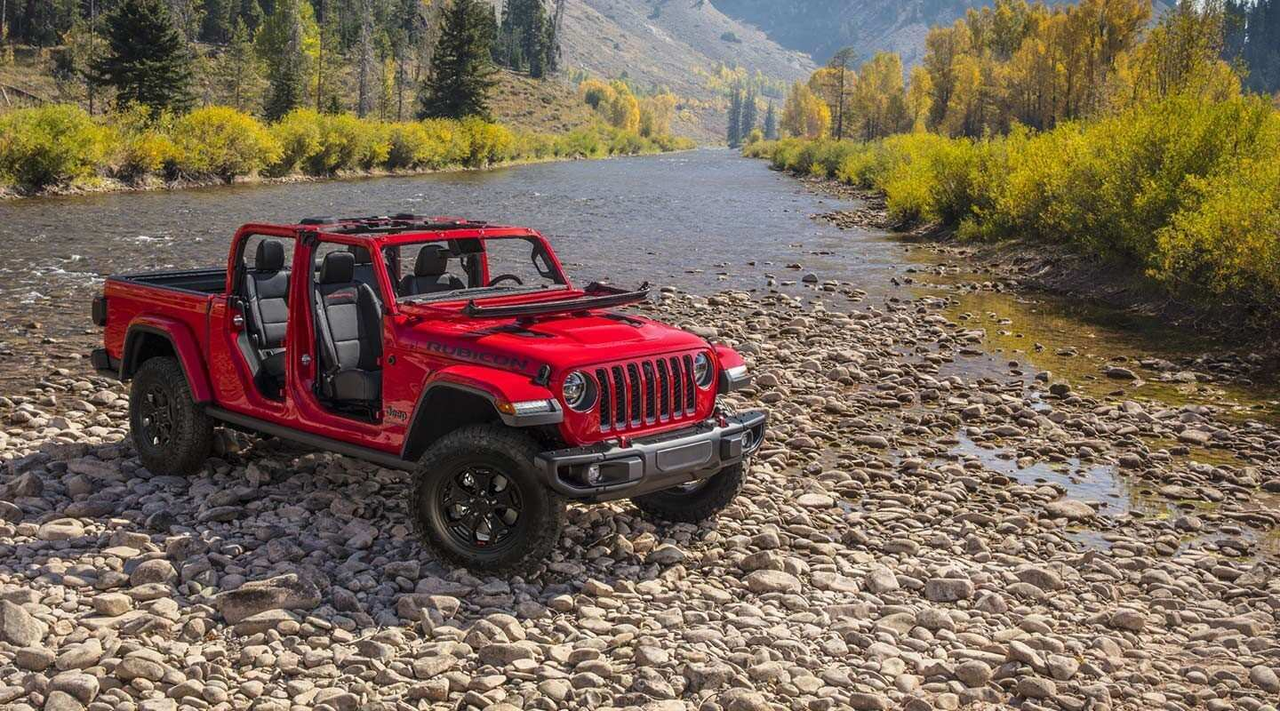 35 The Best Jeep Vehicles 2020 First Drive