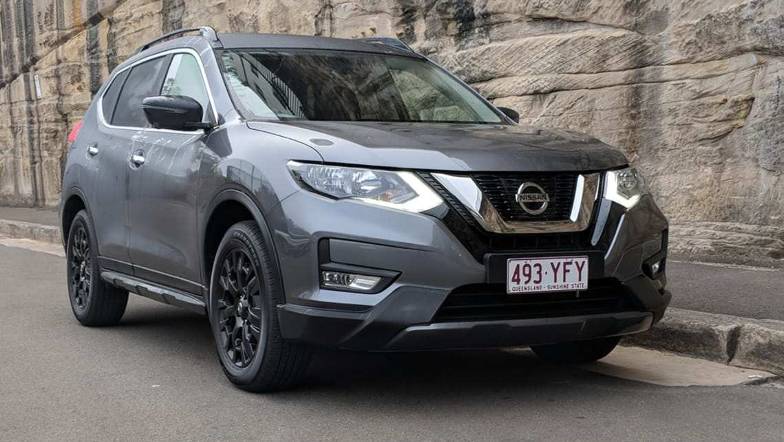 35 The Best Nissan X Trail 2019 Review Release Date