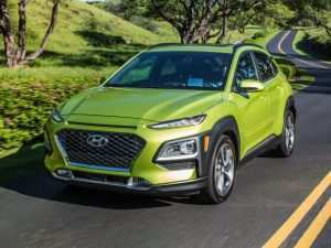 35 The Hyundai Kona 2020 Colors New Review