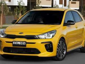 35 The Kia Rio 2019 Redesign and Concept