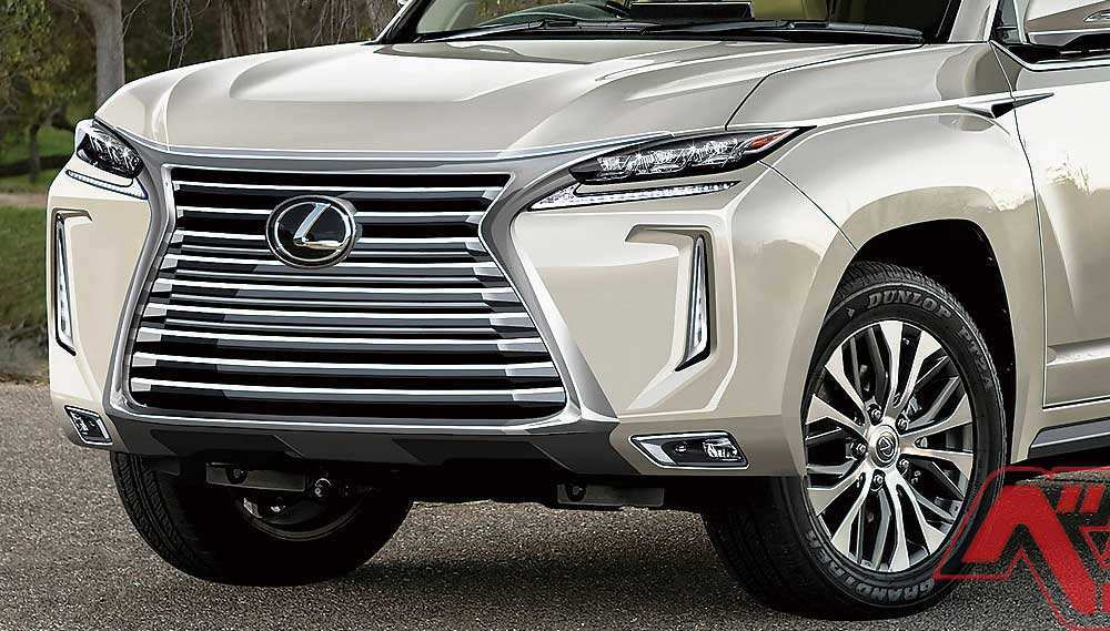 35 The Lexus Lx 570 Model 2020 Price Design And Review