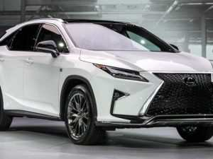 35 The Lexus Rx 350 Changes For 2020 Exterior