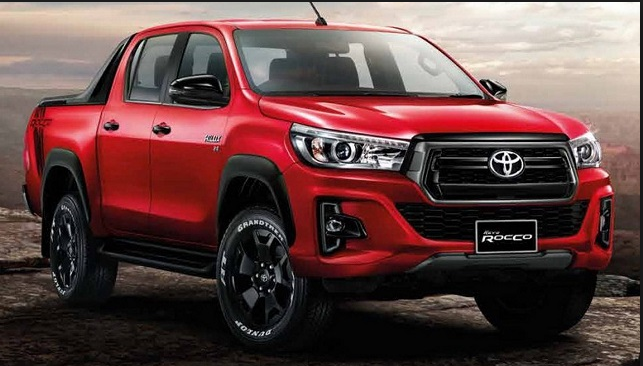 35 The Toyota Legend 50 2020 Performance And New Engine