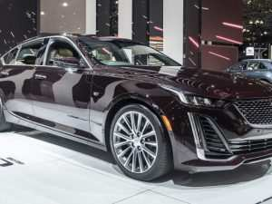 35 The Youtube 2020 Cadillac Ct5 Price Design and Review