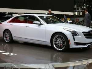 36 A 2019 Cadillac Flagship Redesign