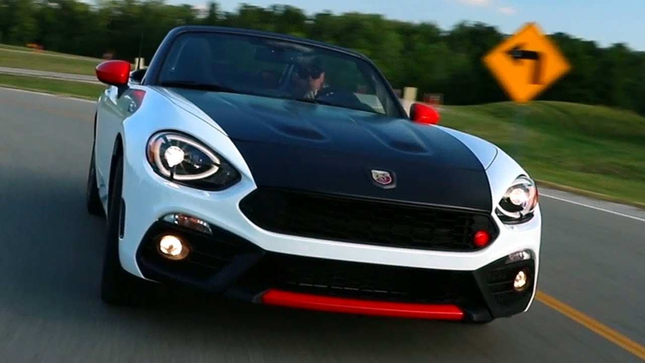 36 A 2019 Fiat 124 Spider Lusso New Review