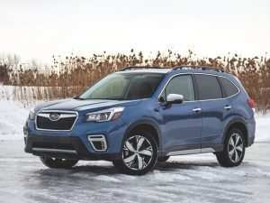36 A 2019 Subaru Forester Design Review and Release date
