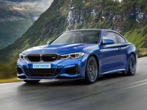 36 A 2020 BMW M4 All Wheel Drive Research New
