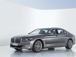 36 A 2020 Bmw 760Li Performance