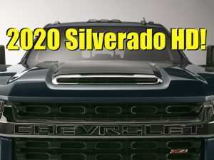 36 A 2020 Chevrolet Dually Overview
