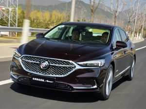36 A Buick Lacrosse For 2020 Overview
