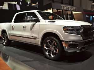 36 A Dodge Ram 1500 Diesel 2020 Redesign and Concept
