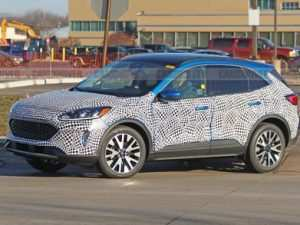 36 A Ford New Escape 2020 Release