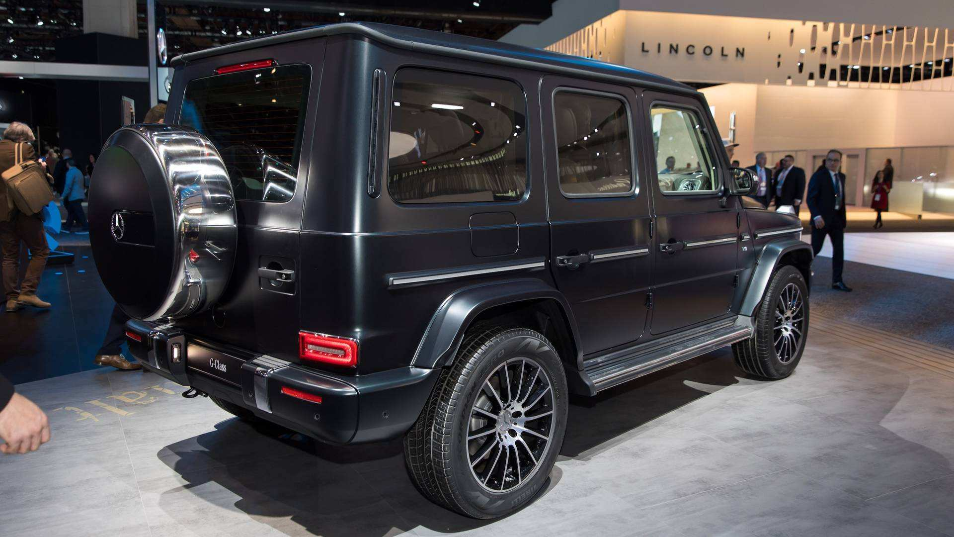 36 A Mercedes 2019 G Wagon Release Date And Concept