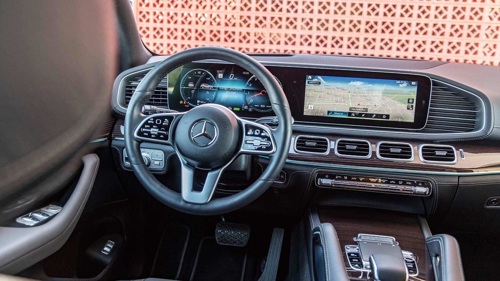 36 A Mercedes Gle 2019 Interior Release Date And Concept