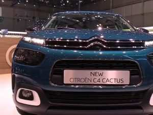 36 All New 2019 Citroen Cactus Performance and New Engine