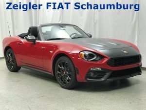 36 All New 2019 Fiat Spider Abarth New Review