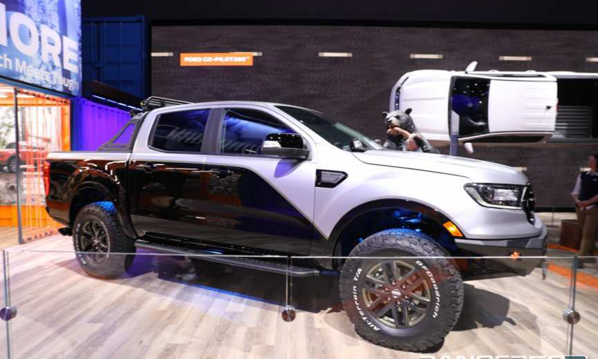 36 All New 2019 Ford Ranger Auto Show Configurations