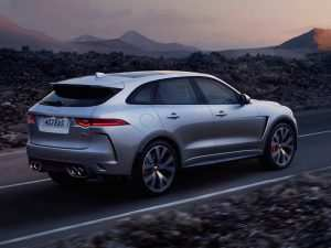 36 All New 2019 Jaguar Pace Images