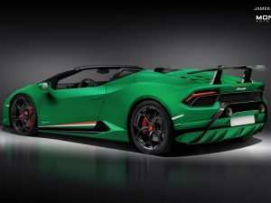 36 All New 2019 Lamborghini Performante New Model and Performance