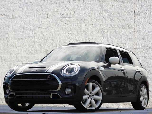 36 All New 2019 Mini Cooper Clubman Images