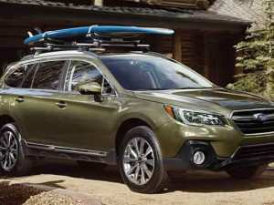 36 All New 2019 Subaru Outback Speed Test
