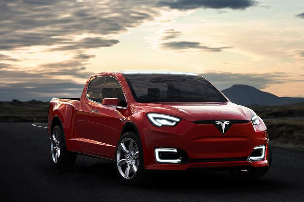 36 All New 2019 Tesla Pickup Redesign