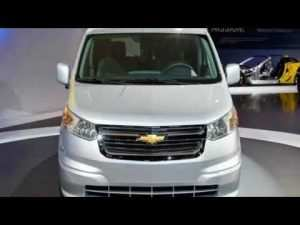 36 All New 2020 Chevrolet Passenger Van Review and Release date
