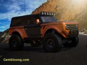 36 All New 2020 Ford Bronco Wallpaper Performance