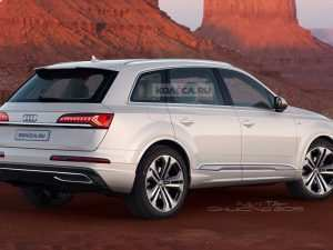 36 All New Audi Q7 2020 Release Date Prices