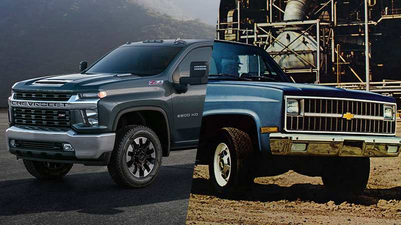 36 All New Chevrolet New Trucks 2020 Photos