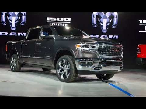 36 All New Dodge Ram 1500 Diesel 2020 Performance And New Engine