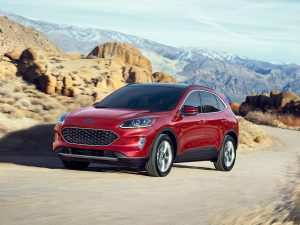 36 All New Ford Escape 2020 Price and Review